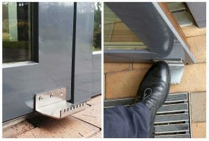 FODO - foot operated door opener